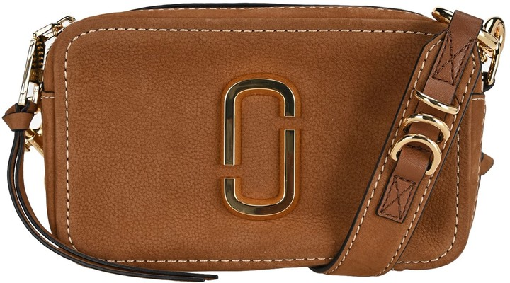 Marc Jacobs The Softshot 21 Suede