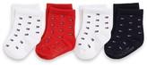 Tommy Hilfiger Flag Socks 4pk