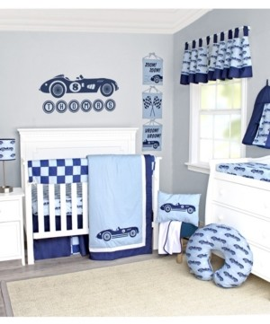 Pam Grace Creations 10 Piece Crib Bedding Set Bedding