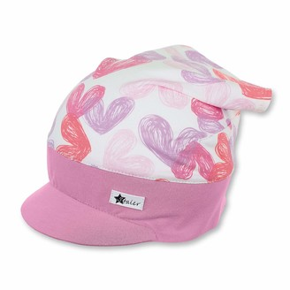 Sterntaler Baby Girls' Headscarf Hat