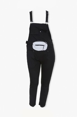 Forever 21 Plus Size Fanny Pack Overalls