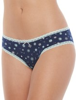 SO Juniors' SO® Lace-Trim Hipster