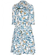 Samantha Sung AUDREY CATENA PRINT DRESS