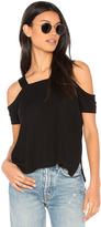 Feel The Piece Kline Cold Shoulder Tee