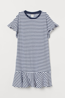 H&M Slub jersey T-shirt dress