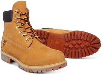 Timberland Classic 6-Inch Premium Waterproof Boots, Yellow