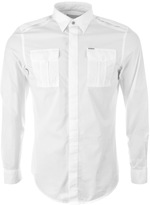 Diesel S Haul Shirt White