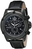 Versus By Versace Men's SOC030014 AVENTURA Analog Display Quartz Watch