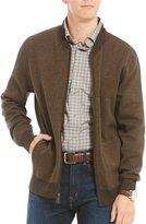Daniel Cremieux Full-Zip Sweater