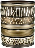 Asstd National Brand Safari Stripes Wastebasket