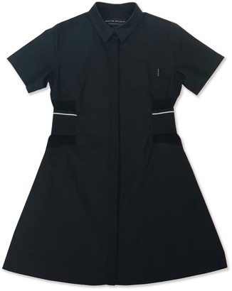 Whyte Studio The Duty Dress Short Sleeve Black