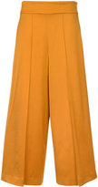 TOMORROWLAND silky palazzo pants