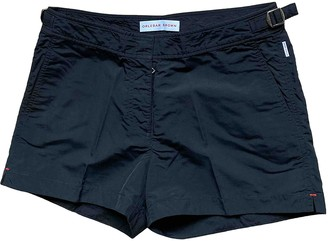Orlebar Brown Black Shorts for Women