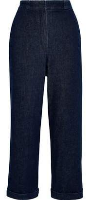 Theory High-rise Straight-leg Jeans
