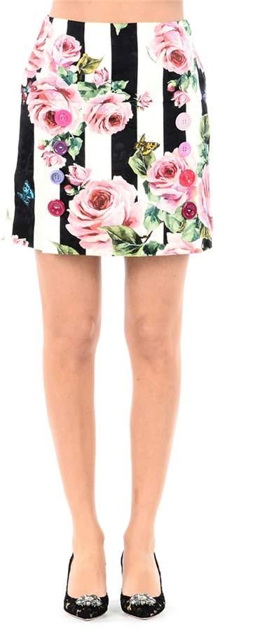 Dolce & Gabbana Dolce E Gabbana Skirt