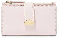 Marc Jacobs Medium Flat Leather Bi-Fold Wallet