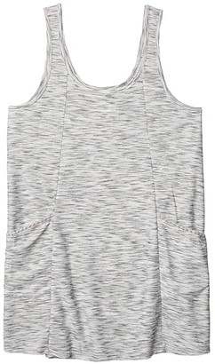 Dotti Ocean Tide Tank Dress Cover-Up (Grey) Women's Swimwear