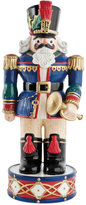 Fitz & Floyd Blue Nutcracker Collectible Figurine