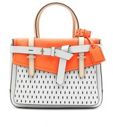 Reed Krakoff BOXER PERFORATED LEATHER TOTE
