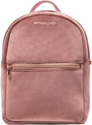 Mytagalongs Vixen Mini Velour Backpack