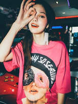 [Unisex] Why So Donuts T Shirt W