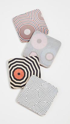 Gift Boutique Louise Bourgeois Fabric Coaster Set