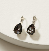 LOFT Smoky Stone Drop Earrings
