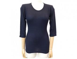 Loro Piana Navy Cashmere Knitwear for Women