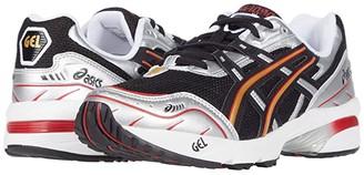 Asics GEL-1090 (Black/Pure Gold) Men's Shoes