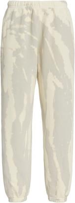 LES TIEN Exclusive Classic Tie-Dyed Cotton Sweatpants