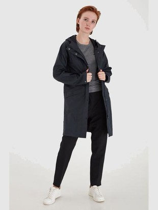 Ichi Tazi Jacket Navy - XS