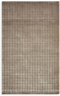 Solo Rugs Dune Contemporary Loom Knotted Wool-Blend Area Rug