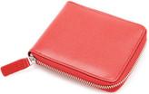 Royce Leather Women's RFID Blocking Saffiano Zip Around Wallet
