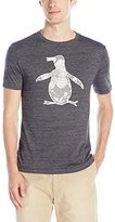 Original Penguin Men's Short Sleeve Floral Fill Pete T-Shirt