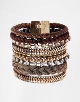 Aldo Ripa Multistrand Bracelet