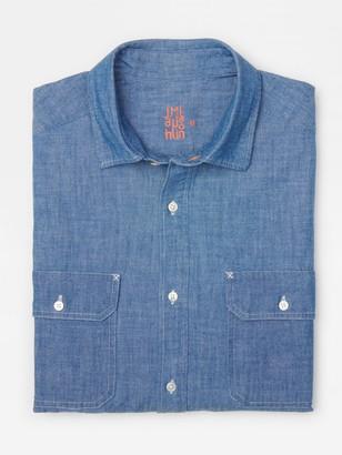 J.Mclaughlin Mariner Classic Fit Shirt