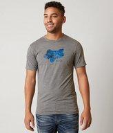 Fox Stenciled T-Shirt