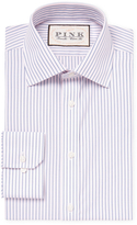 Thomas Pink Classic Fit Corson Striped Dress Shirt