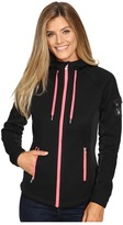 Spyder Ardent Full Zip Hoodie Mid Weight Core Sweater