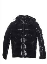 Moncler Men's Black Polyamide Down Jacket.