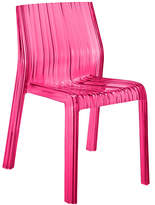 Kartell Frilly Chair - Fuchsia