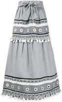 Dodo Bar Or printed maxi skirt