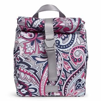 Vera Bradley Women's Recycled Lighten Up ReActive Tote Lunch Bag