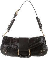 Dolce & Gabbana Python and Eel Shoulder Bag