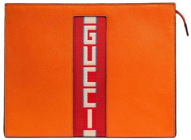 623db3fb597 Mens Orange Leather Wallet - ShopStyle