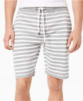 American Rag Men's Striped Drawstring Shorts, Created for Macy's