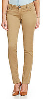 Celebrity Pink Mid-Rise Basic Skinny Pants