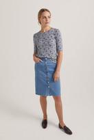 Sportscraft Maya Denim Skirt