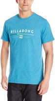 Billabong Men's Tri-Unity Short Sleeve T-Shirt