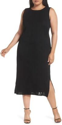 Ming Wang Sleeveless Dress